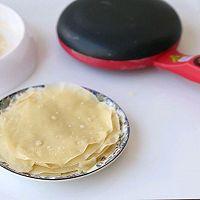 薄饼鸡肉卷的做法图解4