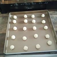 椰蓉蛋白球的做法图解5