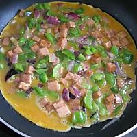快手早餐——蔬菜烘蛋的做法图解4