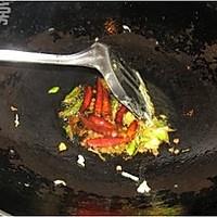 火爆大头菜的做法图解3