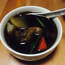 四物汤炖排骨