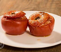 视频:意式番茄包-番茄新吃法的做法