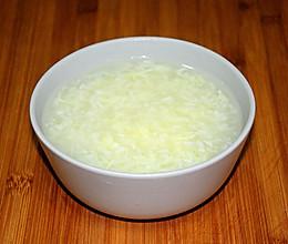 米酒鸡蛋汤 开胃健脾助消化 消除疲劳抗衰老的做法