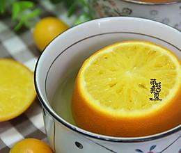 止咳神器——蒸橙子的做法