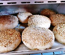 #餐桌上的春日限定#老北京麻酱烧饼~详细制作方法 | 元気汀的做法