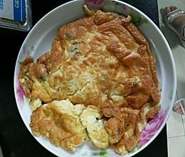 蛋包牡蛎的做法