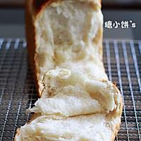 经典配方【100%中种北海道牛奶土司】的做法图解10