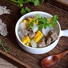 牛肉萝卜煲#肉食者联盟#