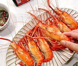超级完美的水煮大虾~鲜 嫩  弹的做法