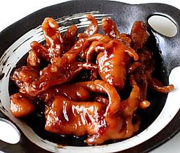 """#安佳一口""""新""""年味# 年夜饭菜 黄油可乐鸡爪的做法"""