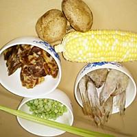 海鲜腊味焖饭#美的初心电饭煲#的做法图解1