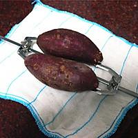 烤紫薯的做法图解3