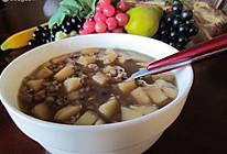 春季提高免疫力——五谷苹果粥真给力的做法