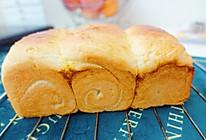 吐司面包---果宝首秀的做法