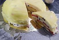 邹小厨分享芒果千层蛋糕的做法