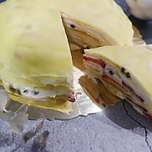 邹小厨分享芒果千层蛋糕