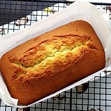 清新的甜蜜--橙香磅蛋糕