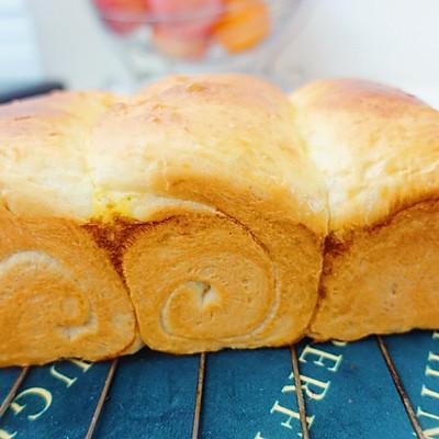 吐司面包---果寶首秀