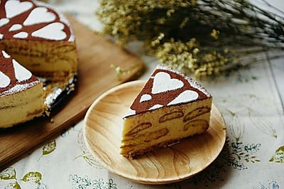 提拉米苏——从手指饼干做起#长帝烘焙节华东赛区#