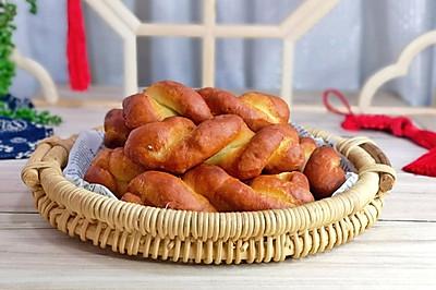 #钟于经典传统味#年夜饭中式点心&香酥蜂蜜小麻花