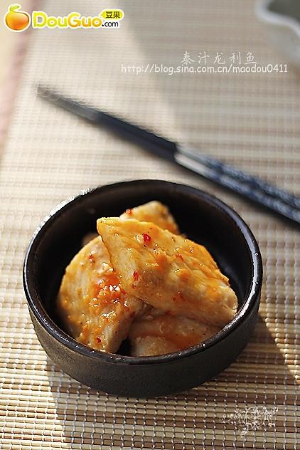 10分钟做一道开胃下饭鱼——泰汁龙利鱼的做法