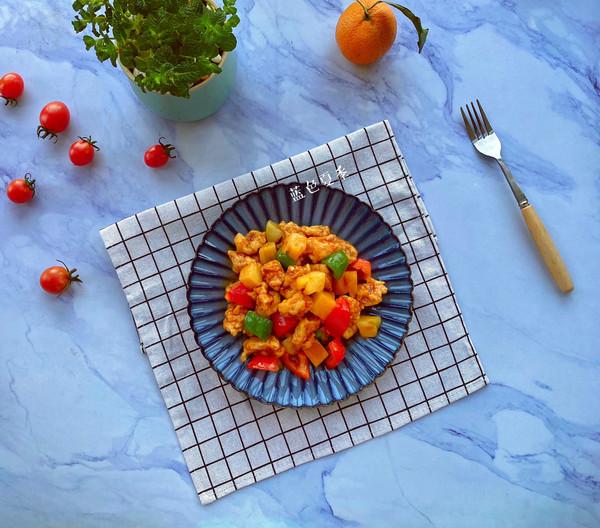 新年拿手菜—菠萝咕咾肉的做法