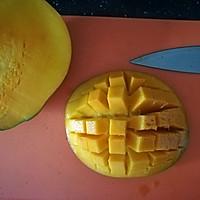 芒果酥【蛋挞皮版】的做法图解2