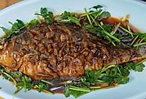肉丁烧黄花鱼的做法