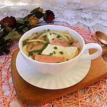 #秋天怎么吃#菌菇豆腐汤