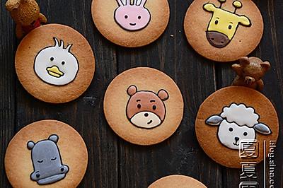 10种动物饼干