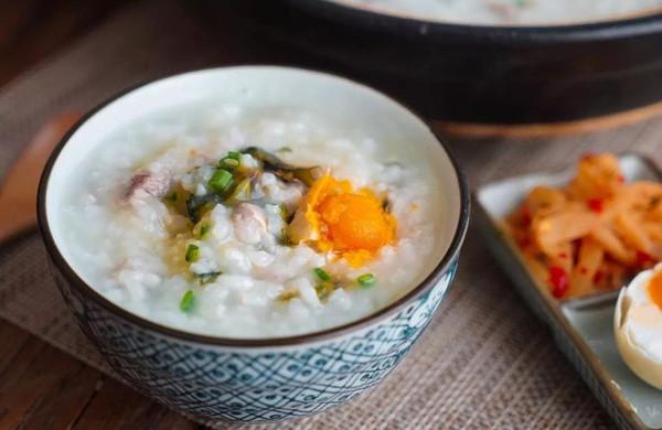 皮蛋瘦肉粥|日食记的做法
