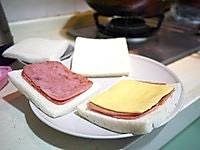 三明治 营养早餐宝宝最爱的做法图解8