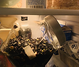 黑入肾,酸入肝,白发变黑,陈醋黑豆的做法
