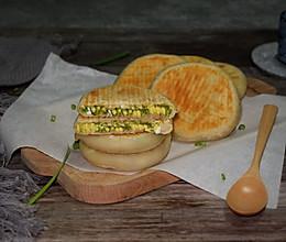 西葫芦鸡蛋素馅饼#雀巢营养早餐#的做法
