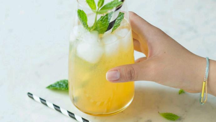 最正宗的柠檬水制作方法