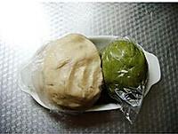 抹茶绿豆酥的做法图解1