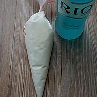 蓝天白云鸡尾酒冻#七彩七夕#的做法图解9