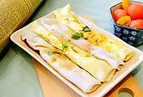 广式肠粉-秘方附酱汁做法的做法