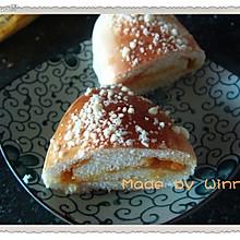 南瓜甜面包
