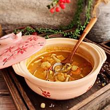 #快手又营养,我家的冬日必备菜品#一锅暖暖的咖喱海鲜汤