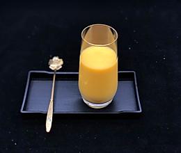 芒果牛奶的做法