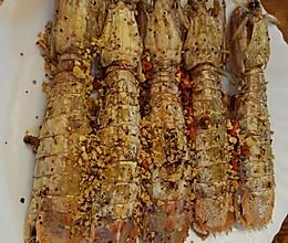椒盐拉尿虾的做法