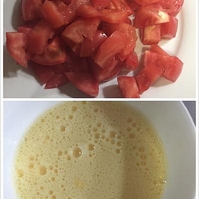 鸡蛋炒柿子的做法 步骤1