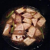 土菜里的下饭菜---香芋小菜煲的做法图解6