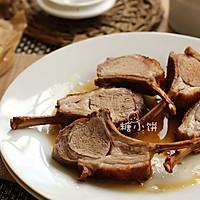 【盐焗风味烤羊排】的做法图解5