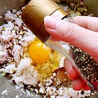 甜辣香菇藕圆的做法图解5