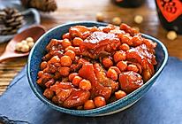 鹰嘴豆卤猪蹄的做法