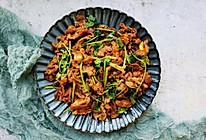 #钟于经典传统味#孜然羊肉的做法