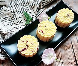 蔓越莓豌豆糕的做法