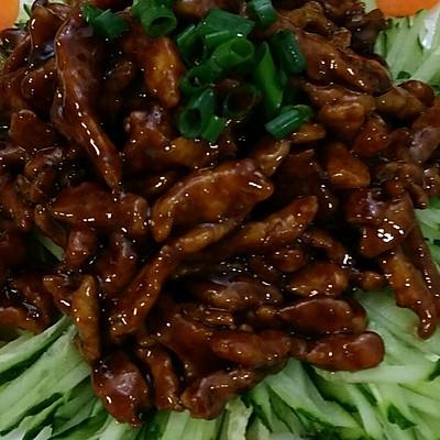 京酱肉丝(家常版)